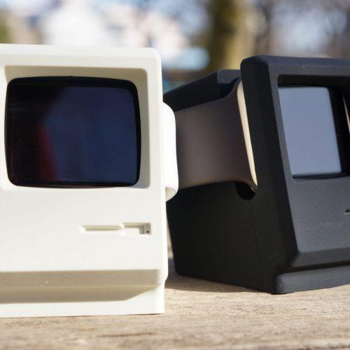 MacintoshなApple Watch 充電スタンド「elago W3 Stand」レビュー