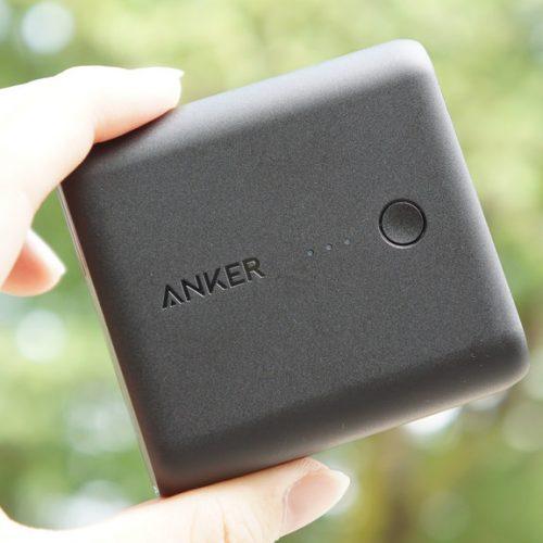 Anker PowerCore Fusion 5000 レビュー、1台2役のスマホ充電器・モバイルバッテリー