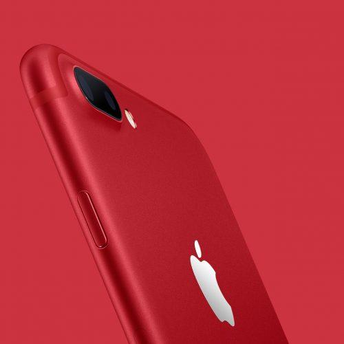 3キャリア、新色レッド「iPhone 7 (PRODUCT) RED Special Edition」を発売
