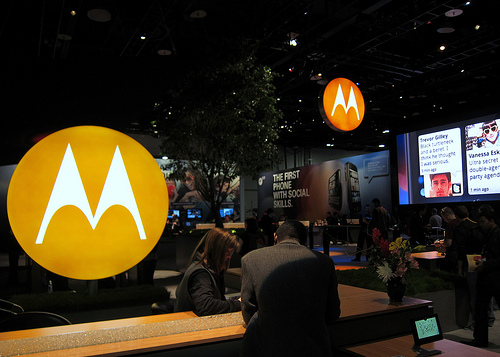 モトローラ、赤字が75%も拡大ーGoogleは大幅な人員削減を実施。
