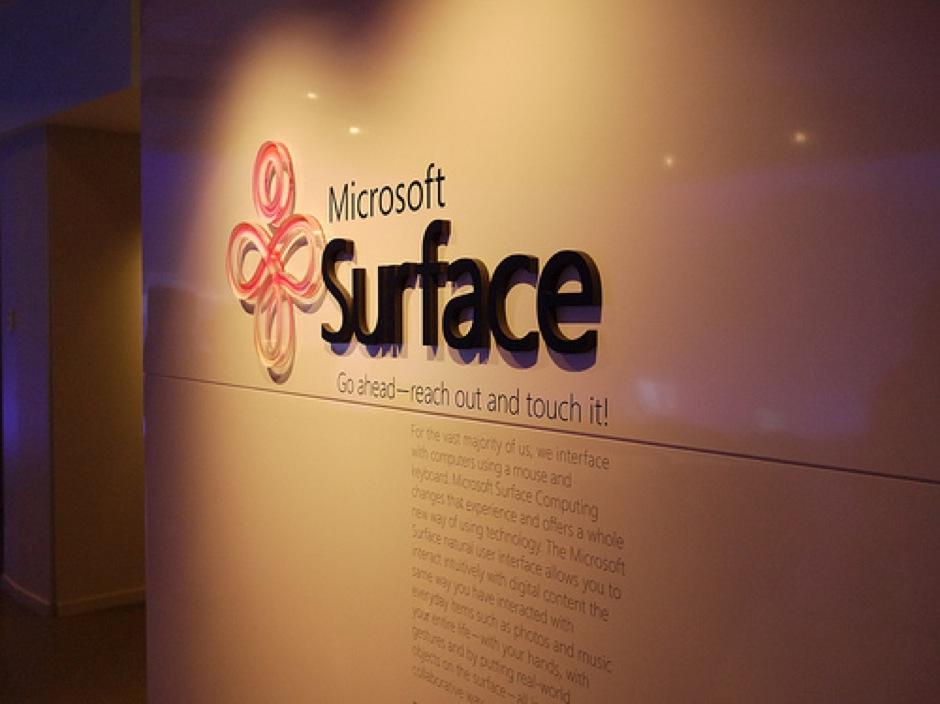 Surface RT、日本で3月下旬に発売へ!本日13時より発表会見を開催