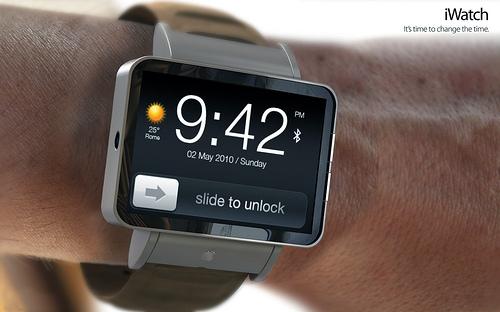 Appleが「iWatch」の商標登録を出願