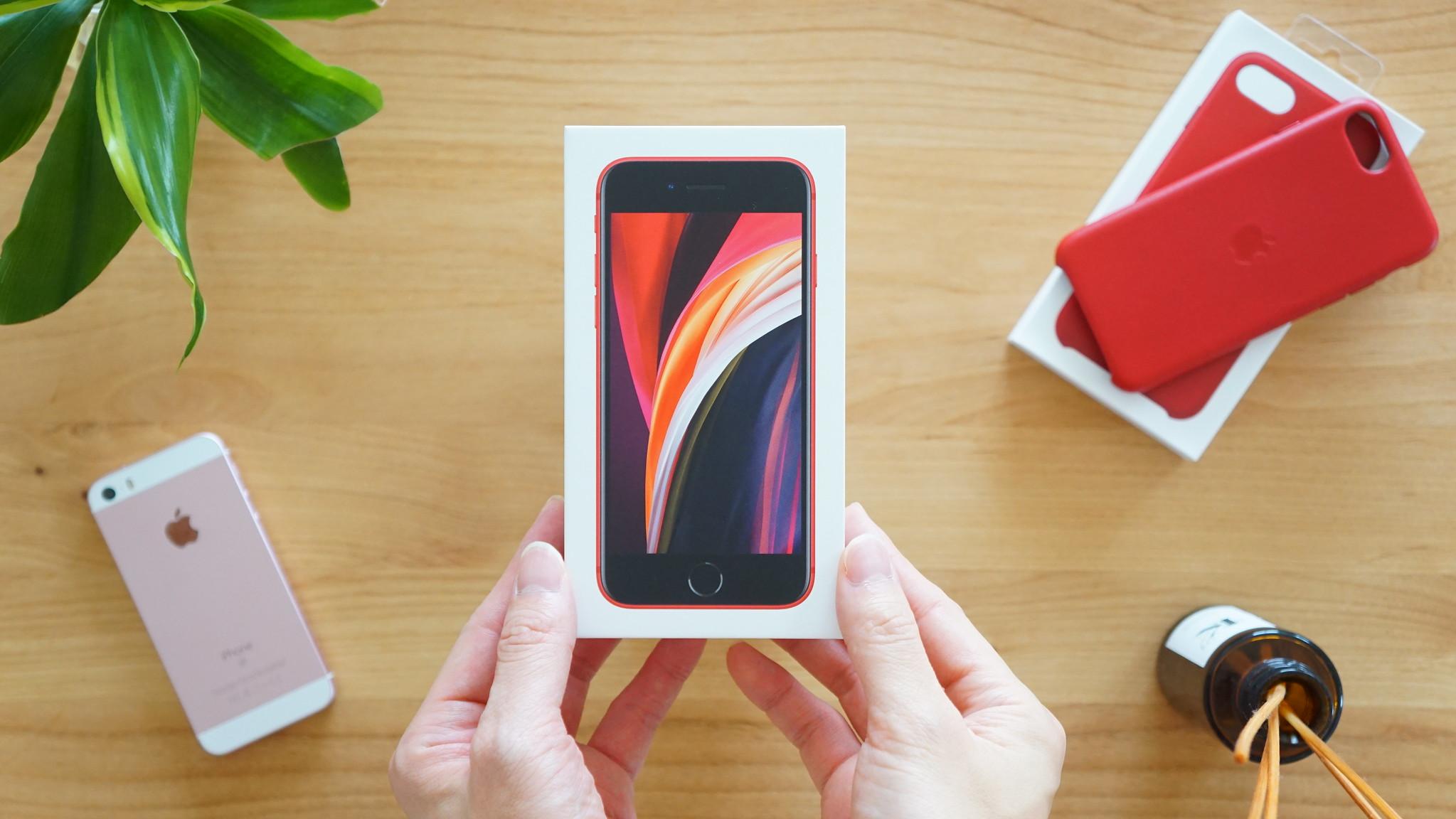 新しい「iPhone SE」レビュー