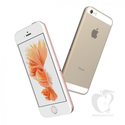 「iPhone SE」の噂をまとめたデザイン画像が登場