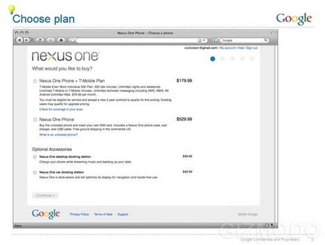 Google、「Nexus One(ネクサスワン)」を5万円以下で発売?