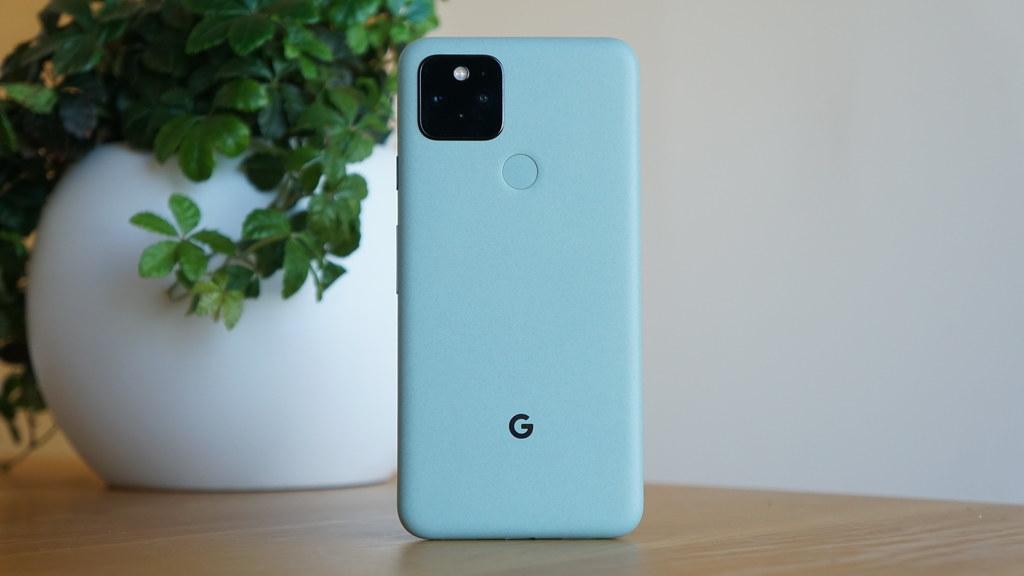 Pixel 5、最新アップデートでGPU性能が大幅改善