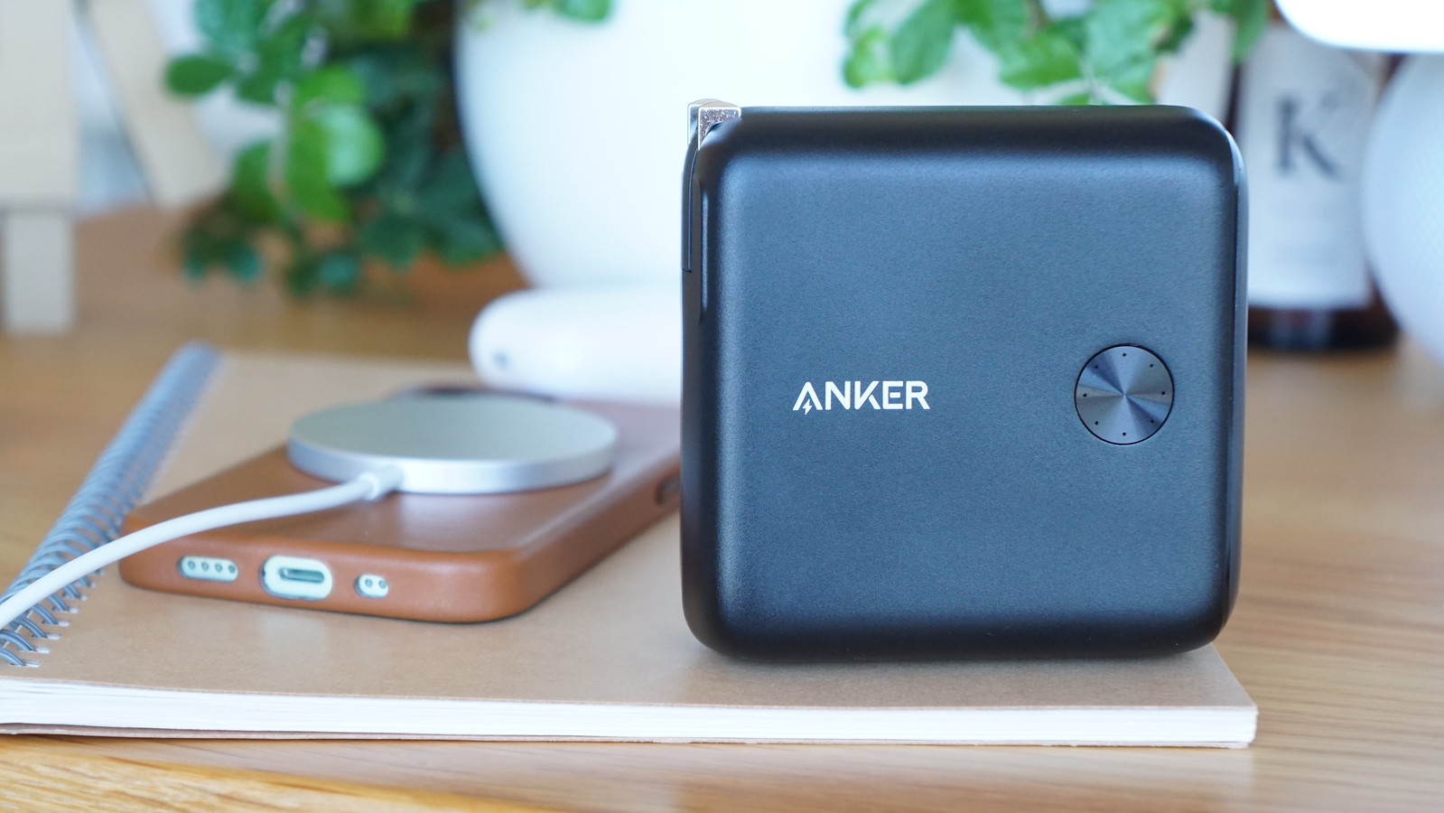 「Anker PowerCore Fusion 10000」レビュー。容量倍増モバイルバッテリー+充電器
