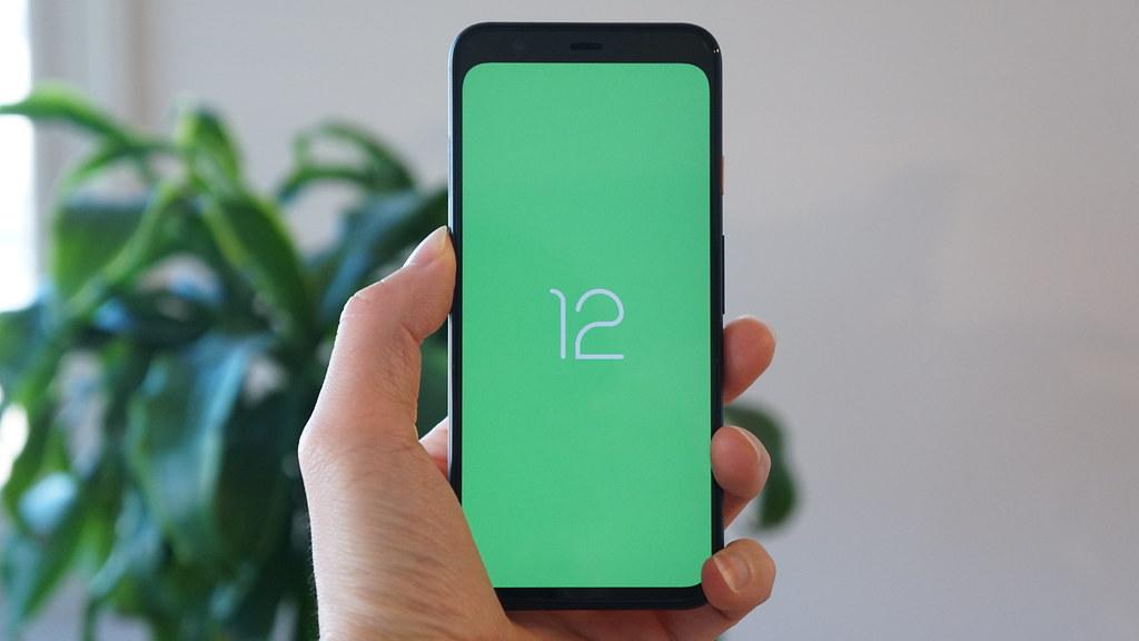 ベータ版Android 12をインストールする方法