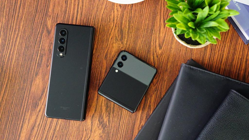 Galaxy Z Fold3|Z Flip3 5Gの日本発売日が10月6日に決定