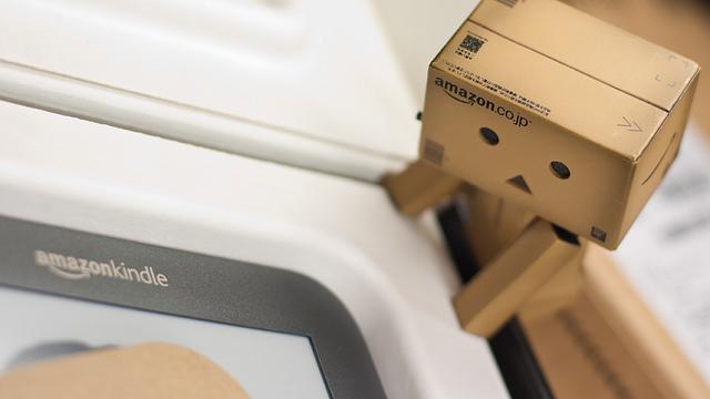 Amazon、「Kindle Phone」を開発中か