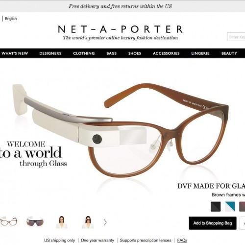 Google GlassがDVFとのコラボモデルを販売開始、一般向けの本格販売にまた一歩近づく