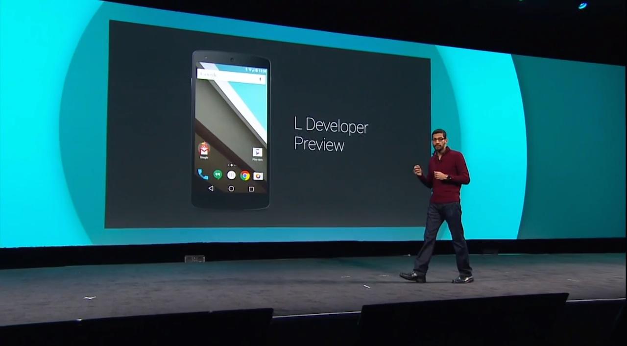 Android Lのファクトリーイメージが公開ーインストール方法を紹介