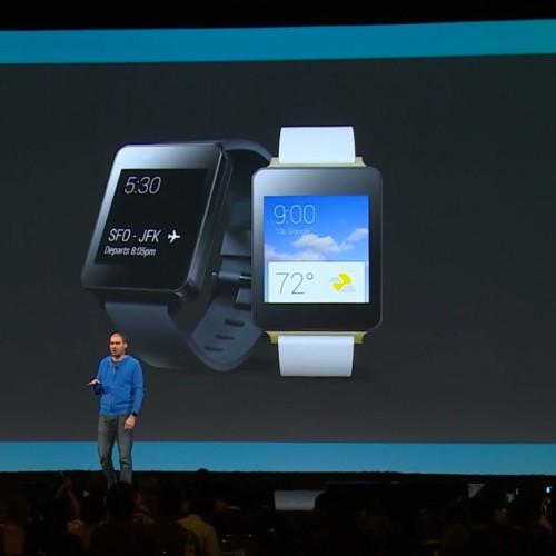 グーグルの腕時計型端末「Android Wear」では何ができて、どう便利になるのか