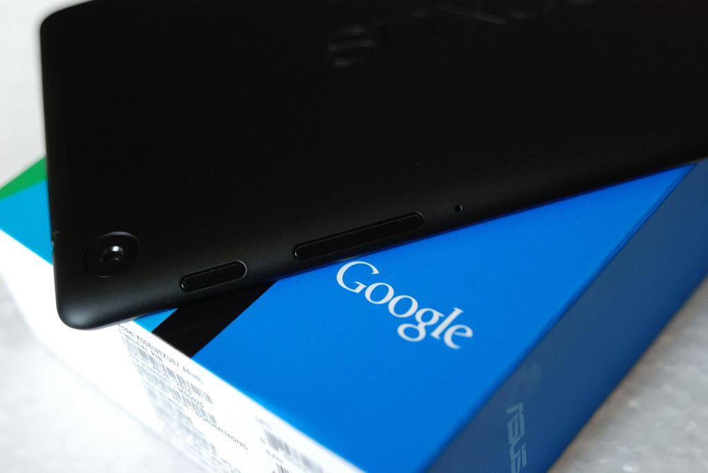HTC製の次期Nexusタブレット「Nexus 9」はアルミボディを採用か