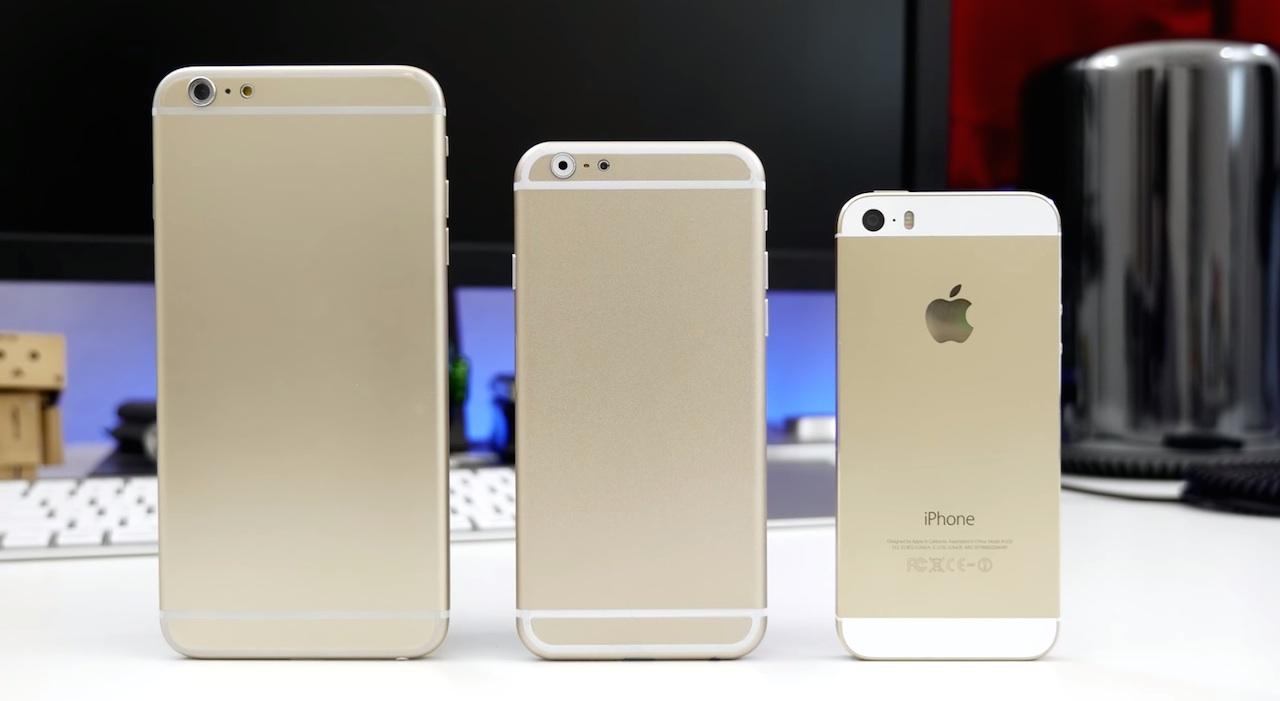 iPhone 6は発売日も2段構えに?