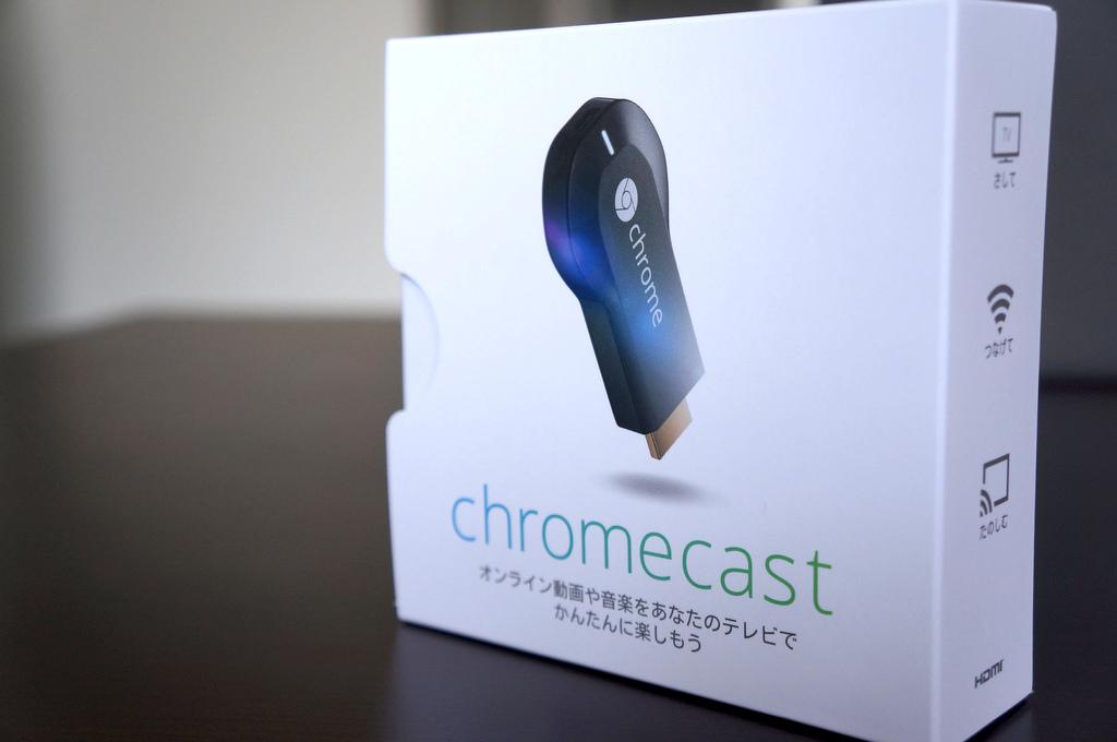Chromecastの発売1周年でGoogle Playストアで使える600円分のクーポンが配信!