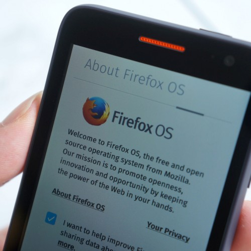 【Firefox OS】「Flame」でスクリーンショットを撮る方法