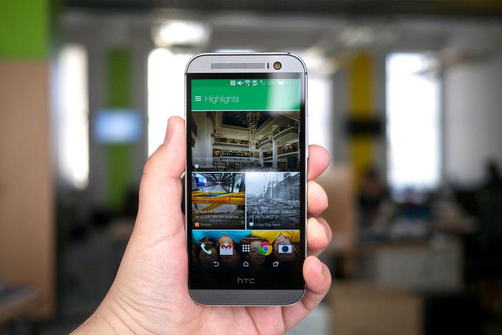 au、HTC One M8の派生機種を2014年冬モデルとして発売か