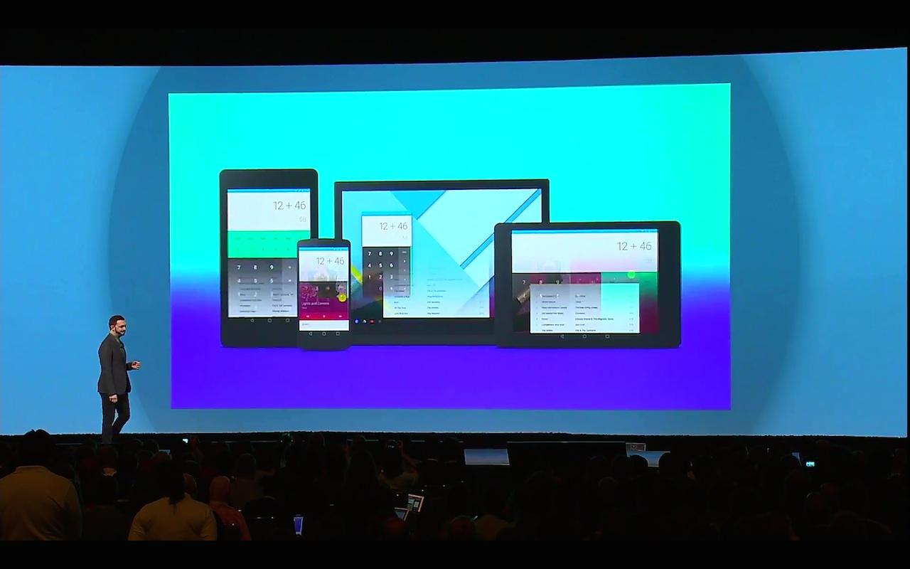 Google、Android L DPの最新版を提供ー対応機種の拡大はなし