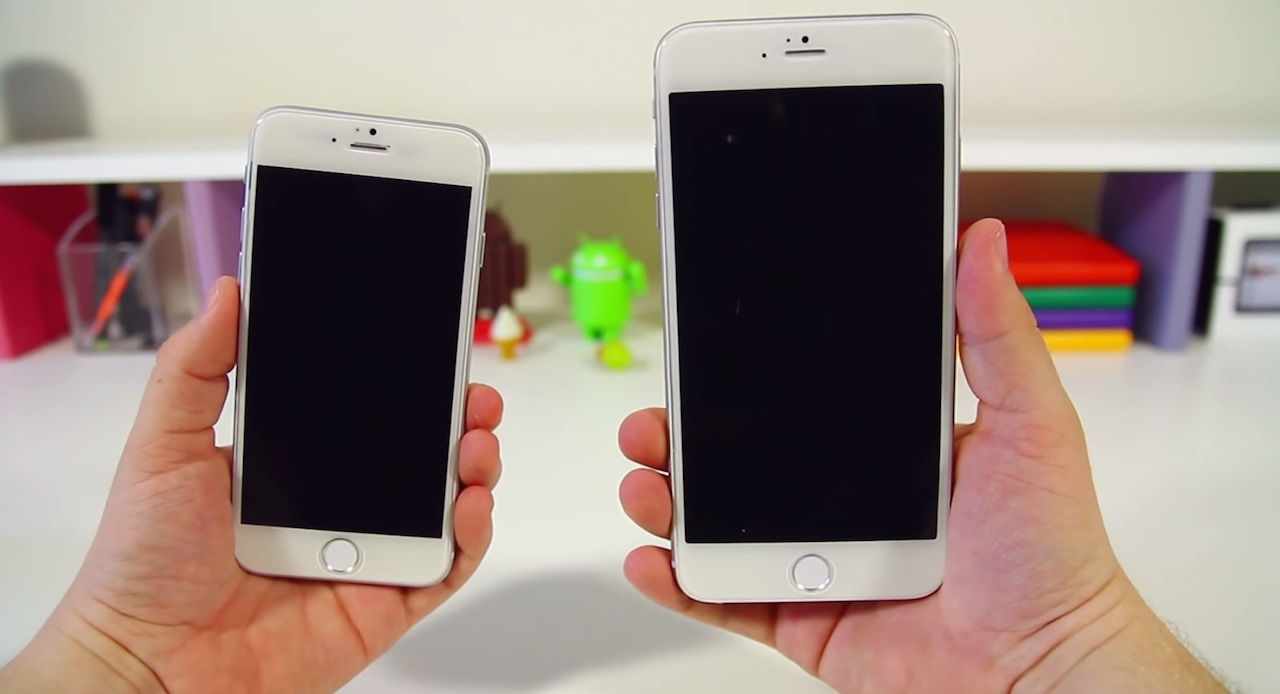 iPhone 6は2モデル発売でほぼ確定か!?
