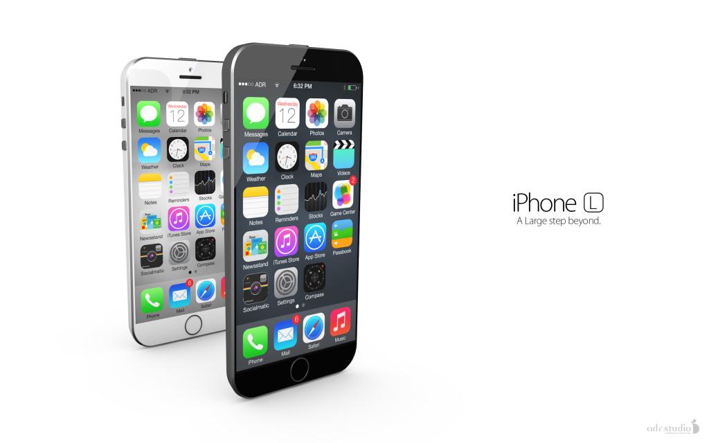 5.5インチのiPhone 6が「iPhone 6L」にはならない気がする2つの理由