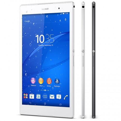 [速報]「Xperia Z3 Tablet Compact」が発表!8インチで世界最薄、最軽量のタブレット!