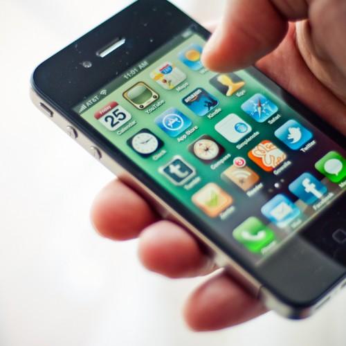 """画面がデカくなる「iPhone 6」に""""片手操作モード""""が搭載か"""