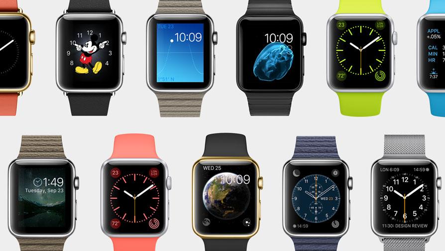 Apple Watchの発売日は、2015年初頭ではなく春ごろに!?