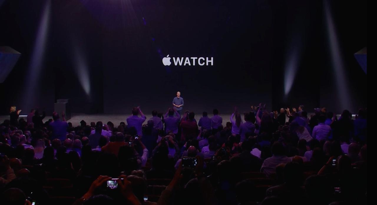 速報:Apple Watchが正式発表!新たな革新的デバイスが登場
