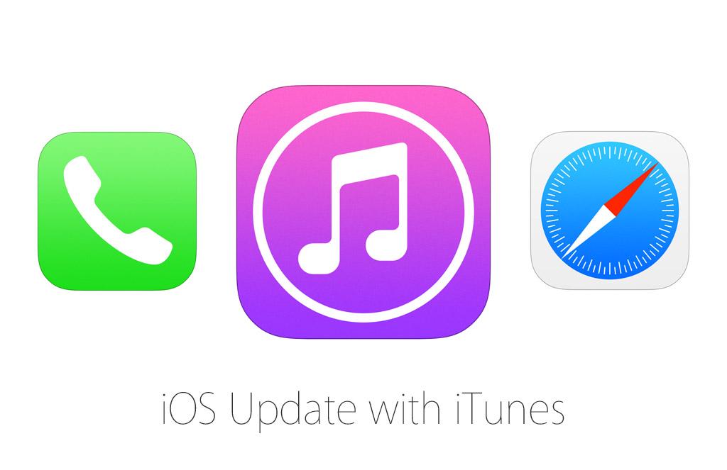 iPhoneの容量が足りなくてOSアップデートできないならiTunesを使え!
