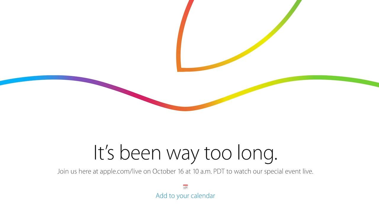 アップル、新型iPadが発表されるイベントのライブ中継を実施、同時音声翻訳にも期待!