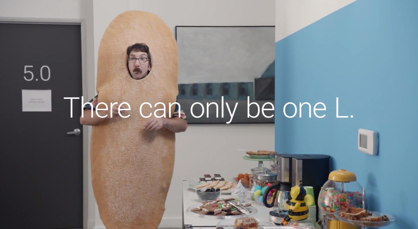 グーグル、Android L(5.0)のティザー動画を公開、リリース時期は目前に