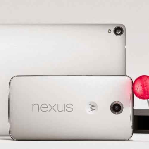 速報:Nexus 6とNexus 9、Nexus Playerが公式発表。発売日は11月3日から