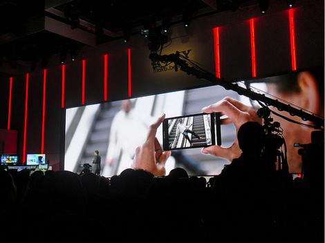 ソニーモバイル、LTE対応のXperiaを6月にも日本で発売へ。