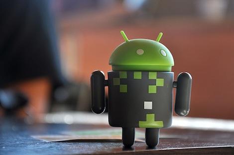 Androidのバージョンシェアの最新版が発表。Android 4.0ーICSが5%まで上昇。