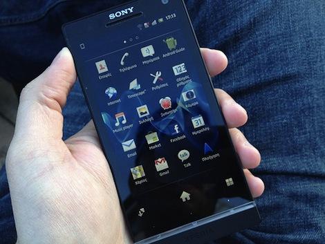 2011~2012年に発売されたXperiaのOSアップデート計画が発表。