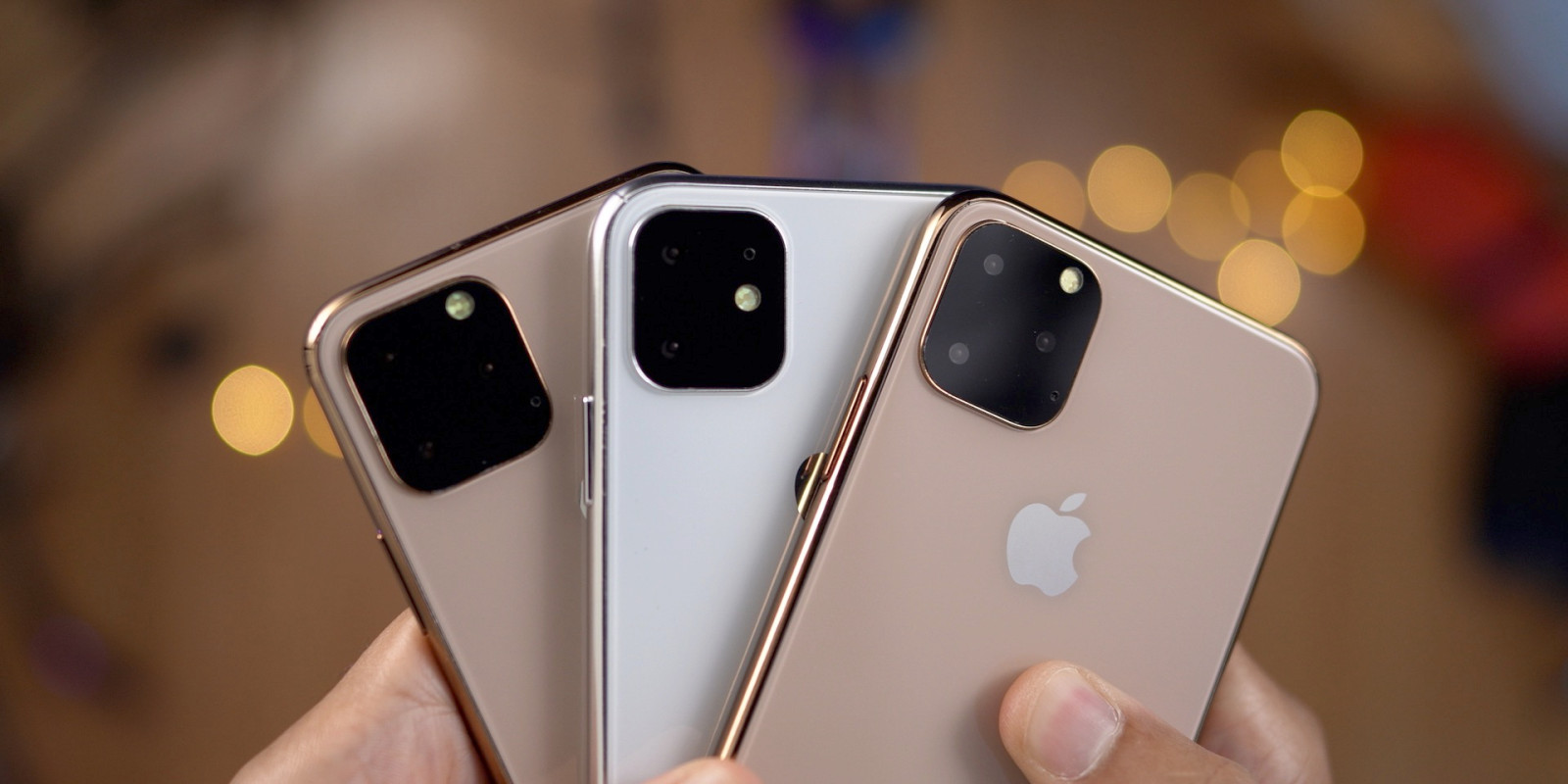 iPhone 11、USB-C採用せずカメラは超広角レンズ搭載か