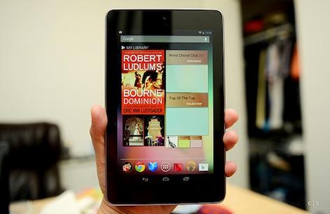 ASUS、3G対応版「Nexus 7」の開発に着手!?