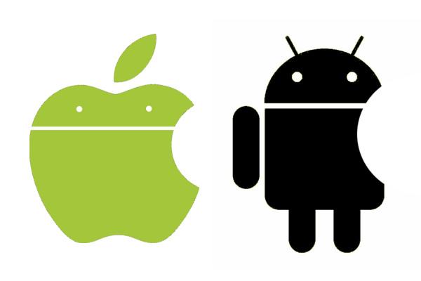 iOSのシェアが急伸、AndroidとBlackBerryはシェアを落とすー2013年1〜3月の米スマホシェア