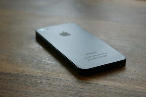 「iPhone5」のデザインはやっぱりツートンに?9月12日発表説を伝えたiMoreが報道。