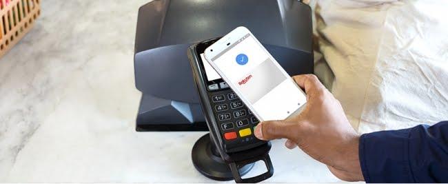 Google Pay、楽天カードでQUICPay支払い可能に