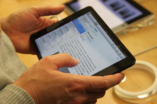 iPadを持っている人の6割強がiPhoneも持っているらしい!