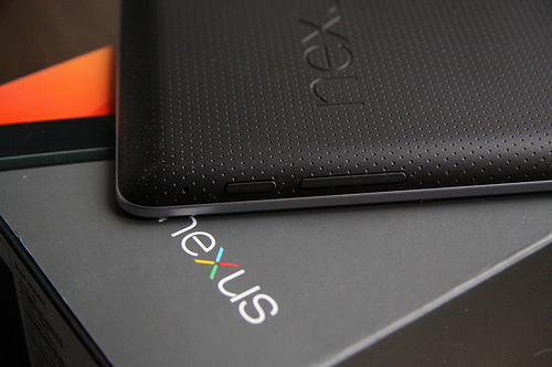 新型Nexus7の発売日は7月末~8月初旬との噂