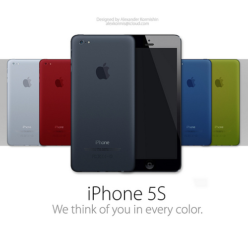 iPhone5S、NTTドコモとチャイナモバイルから発売かーアナリストが予測