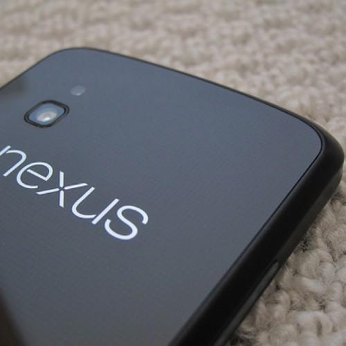 LTE対応&Android 5.0を搭載した「Nexus4」が5月中旬に発表?