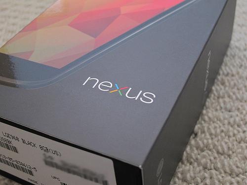 Nexus5はNexus4よりもコンパクトになり、スペックもモンスター級にはならない!?