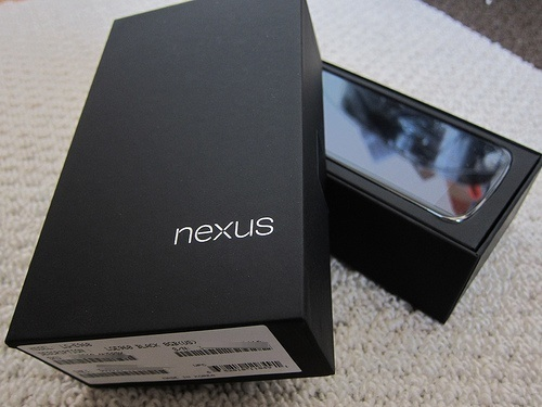 Nexus5のスペックがリークー2.3GHzのCPUと3GBのRAMを搭載して10月にも発売か