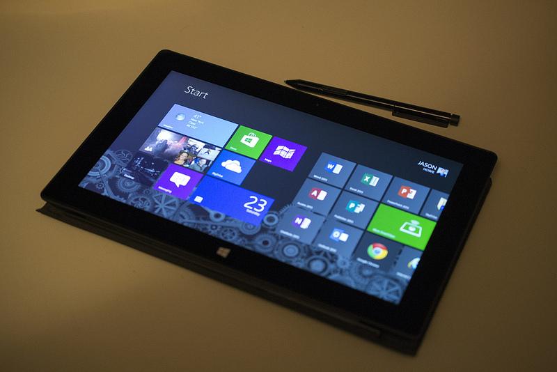 Surface Proの発売日は6月上旬か、価格は10万円前後にー日経報道