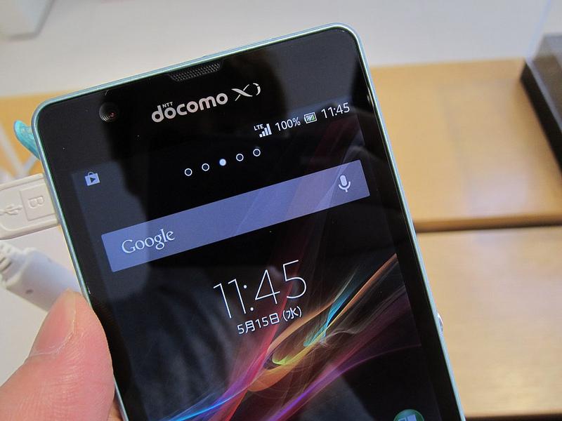 Xperia A SO-04E、集計期間たった3日でiPhone5を抜いて販売台数トップに。