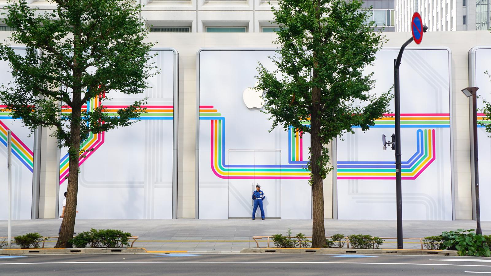 Apple丸の内、年内オープンが確定的に。都内5店舗目のApple Store